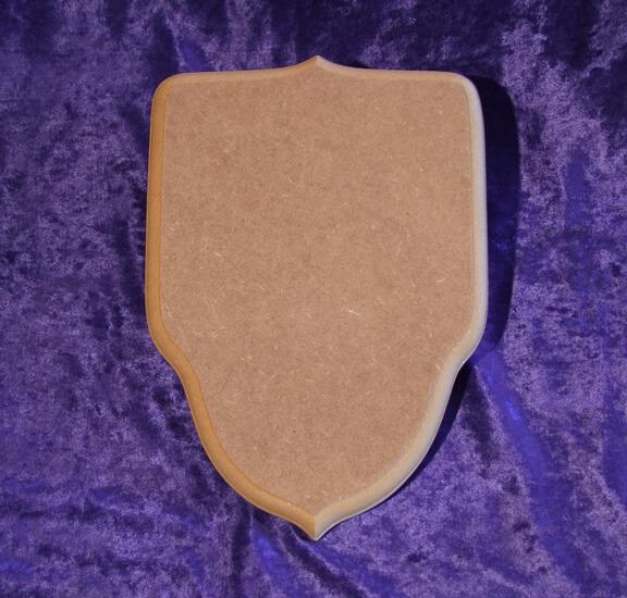 Klingelbrett Form A - Messing-Zawadski