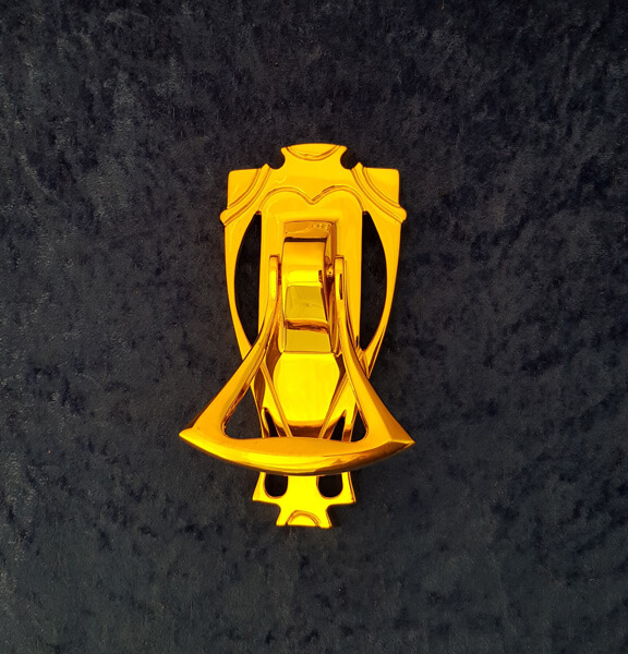 Klopfer K3 - Messing-Zawadski